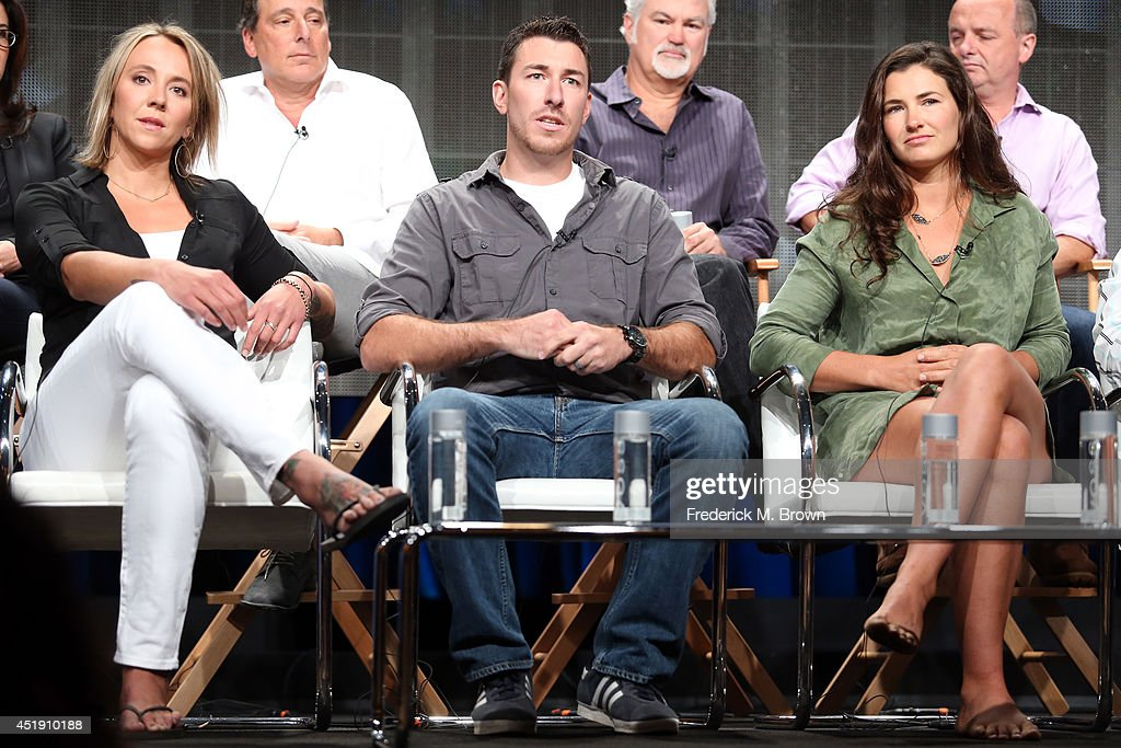 2014 Summer TCA Tour - Day 2 : News Photo