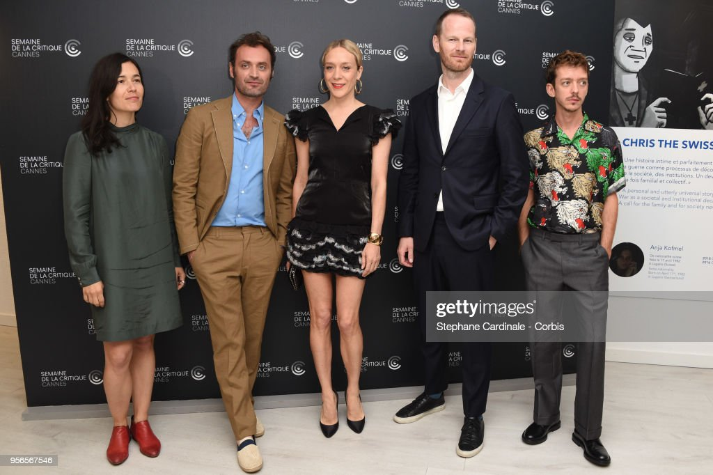 Semaine de la Critique Jury Photocall - The 71st Annual Cannes Film Festival
