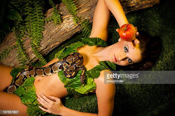Eva Serpent and Apple