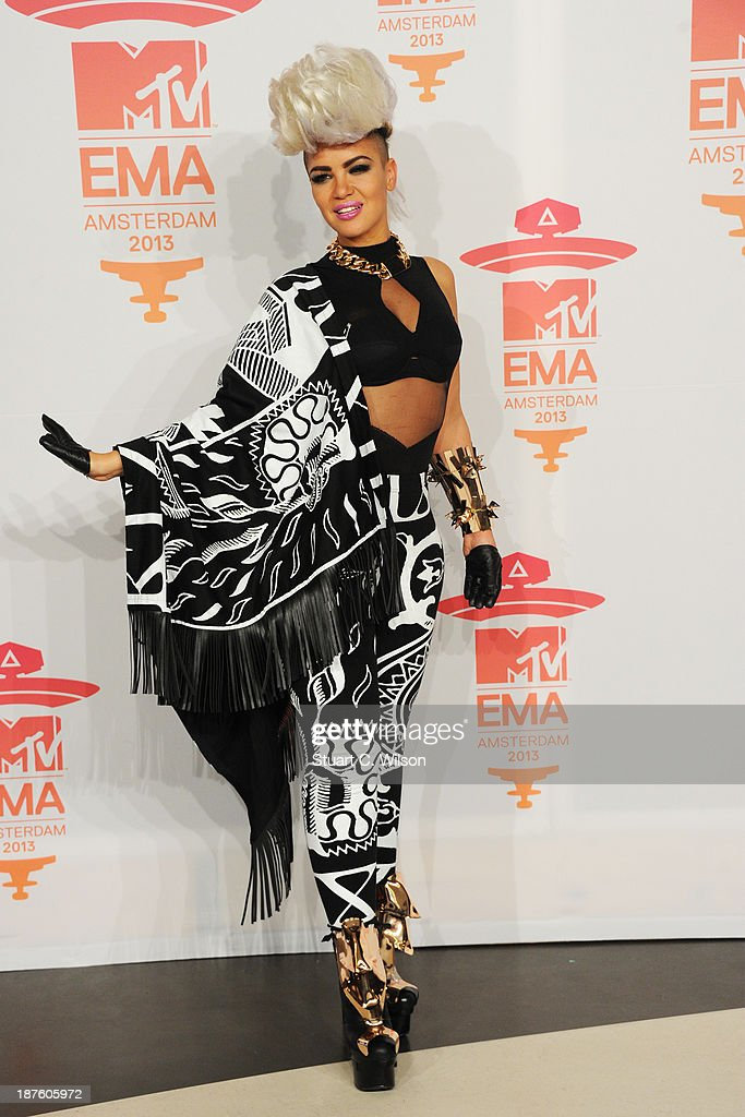 MTV EMA's 2013 - Photo Room