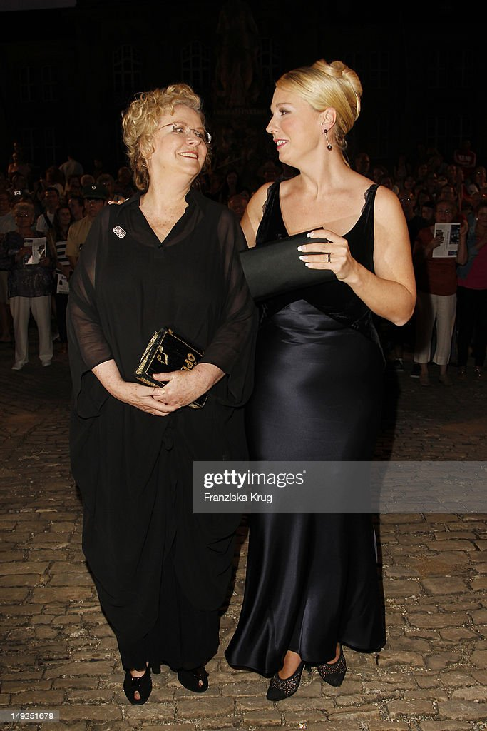 Bayreuth Festival Opening 2012