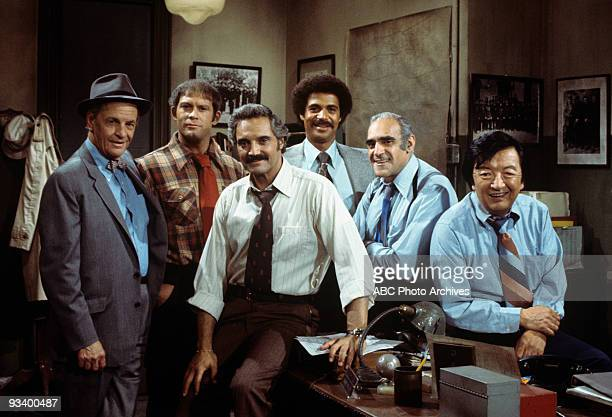 MILLER Evacuation 9/23/76 James Gregory Max Gail Hal Linden Ron Glass Abe Vigoda Jack Soo