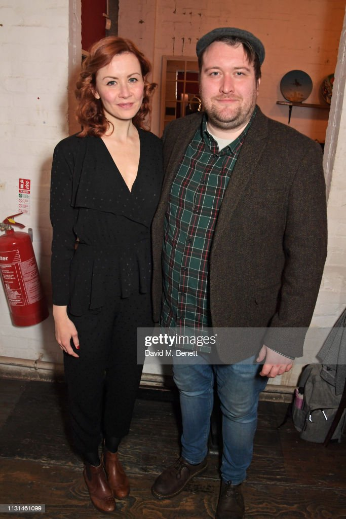 """GBR: """"The Rubenstein Kiss"""" - Press Night - Curtain Call & After Party"""