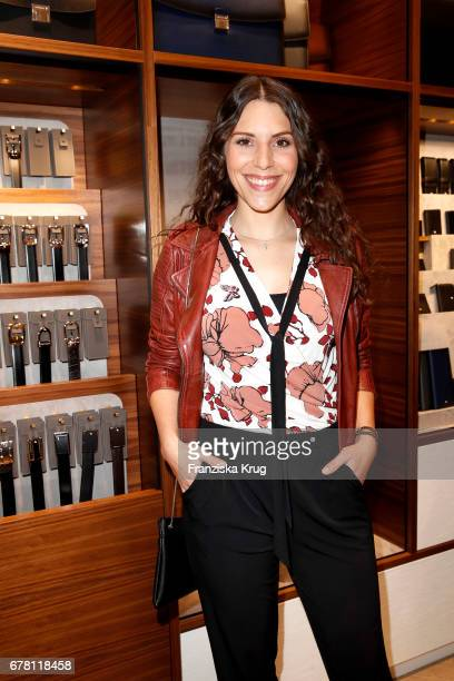 Eva-Maria Reichert attends the Montblanc spring party on May 3, 2017 in Munich, Germany.