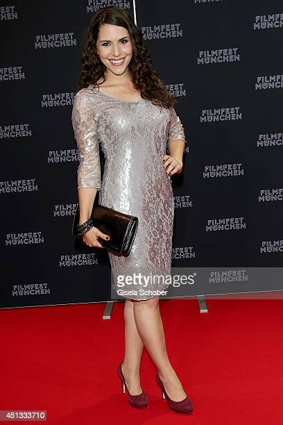 Eva-Maria Reichert attends the Opening Night of the Munich Film Festival 2014 at Mathaeser Filmpalast on June 27, 2014 in Munich, Germany.