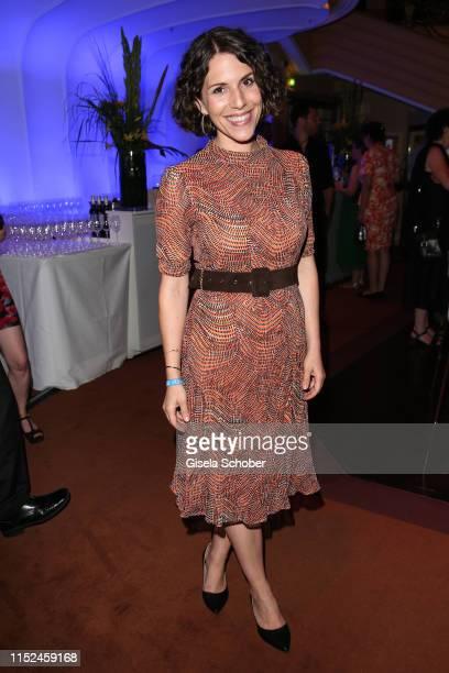 EvaMaria Reichert during the opening night of the Munich Film Festival 2019 Party at Hotel Bayerischer Hof on June 27 2019 in Munich Germany