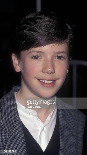 J Evan Bonifant attends the premiere of Blues Brothers 2000 on January 31 1998 at the Universal Ampitheater in Universal City California