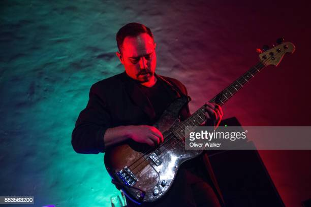 Evan Cranley of Stars performs at Hollywood Forever on November 30 2017 in Hollywood California