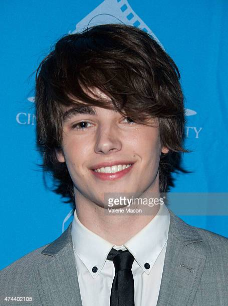 Evan Crooks attends the 50th Annual CAS Awards From The Cinema Audio Society at Millennium Biltmore Hotel on February 22 2014 in Los Angeles...