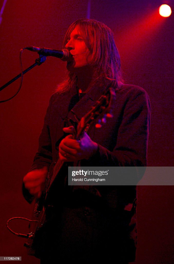 Evan Dando of the Lemonheads during Lemonheads in Concert at the Forum in London - October 6, 2006 at Forum in London, Great Britain.