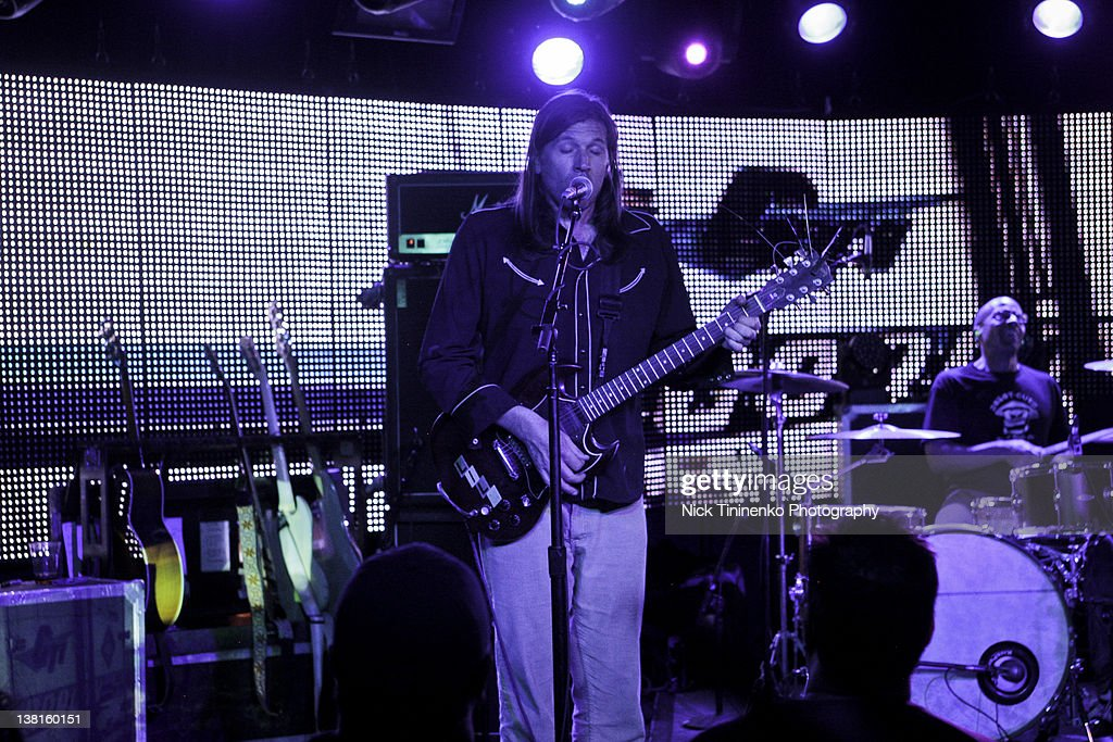 Evan Dando of The Lemonheads performs on February 2, 2012 in Aspen, Colorado.