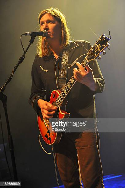 Evan Dando of The Lemonheads performs on stage at Shepherds Bush Empire on December 12 2011 in London United Kingdom