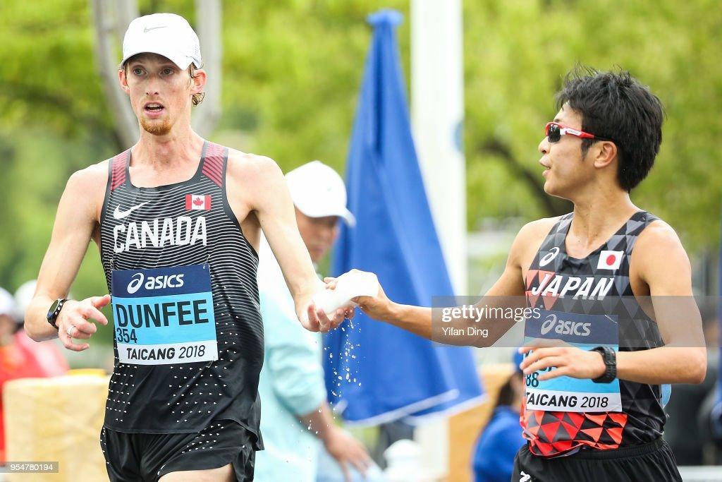 IAAF World Race Walking Team Championship 2018 - Day 1 : News Photo