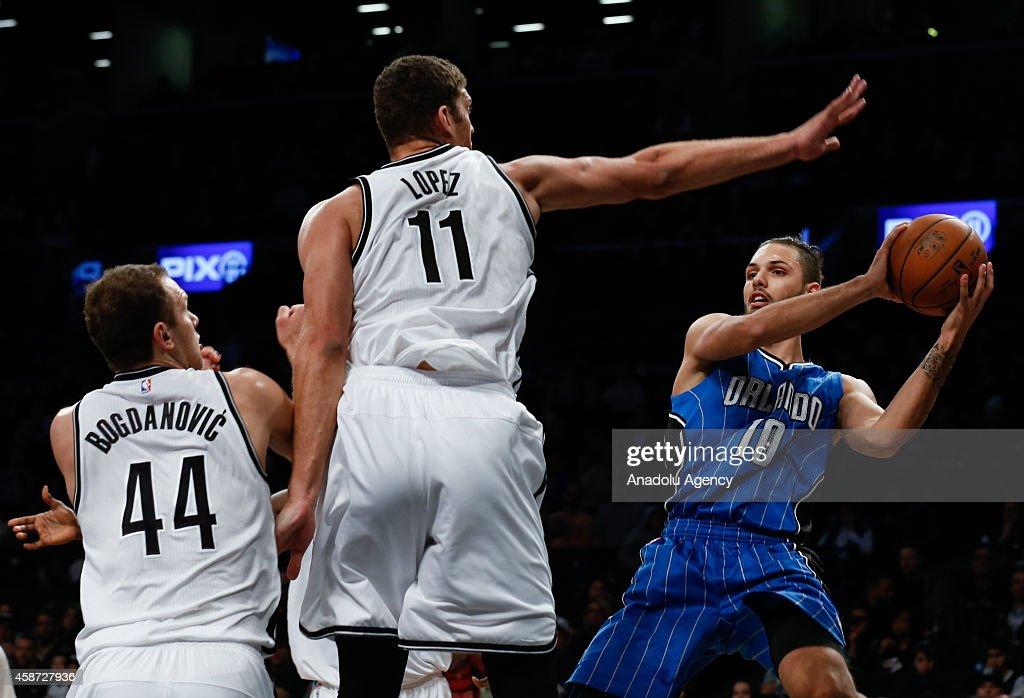 Brooklyn Nets v Orlando Magic : News Photo