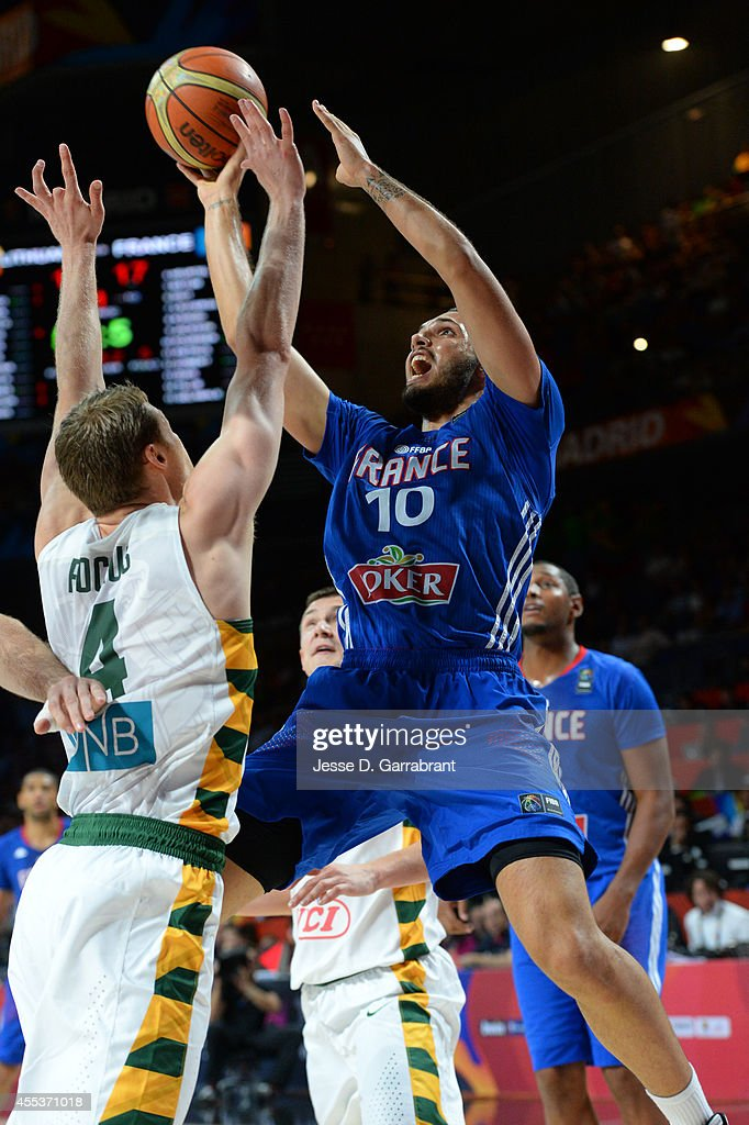 France v Lithuania - Third Place