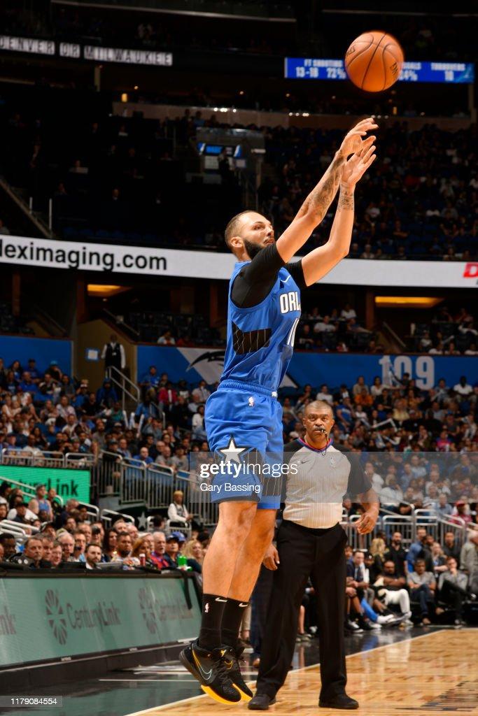 New York Knicks v Orlando Magic : News Photo