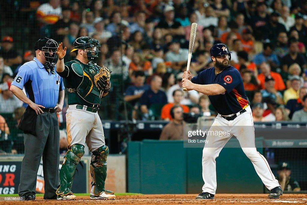 Oakland Athletics v Houston Astros : ニュース写真