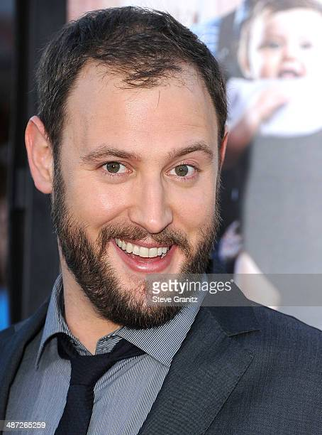 "Evan Goldberg arrives at the ""Neighbors"" - Los Angeles Premiere at Regency Village Theatre on April 28, 2014 in Westwood, California."