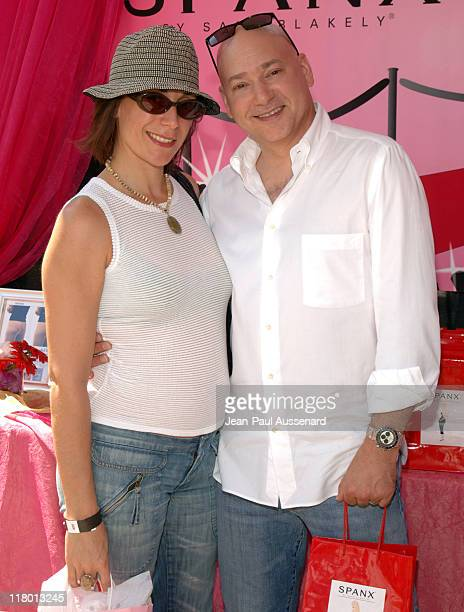 Evan Handler and guest at Spanx during The Silver Spoon Hollywood Buffet PreEmmys Day 1 at Private Residence in Los Angeles California United States...