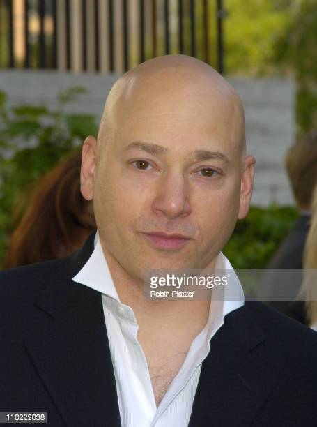 Evan Handler during 2005/2006 ABC UpFront at Lincoln Center in New York City New York United States