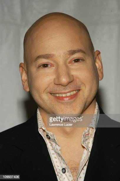 Evan Handler during Angels In America New York Premiere at Ziegfeld Theater in New York City New York United States