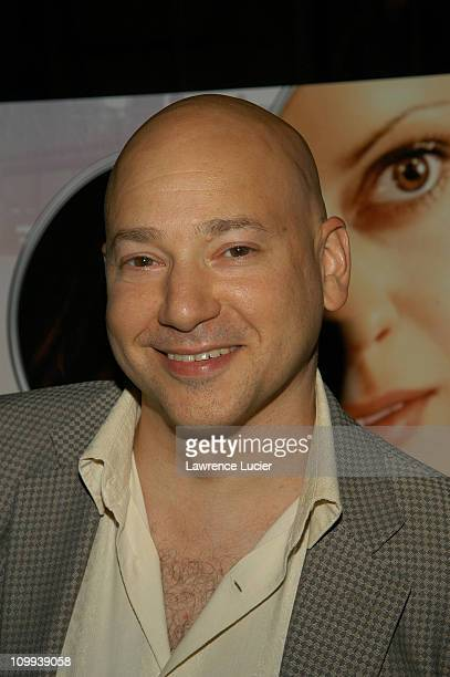 Evan Handler during Anything Else Premiere Outside Arrivals at Paris Theater in New York City New York United States