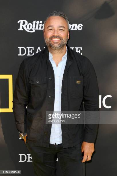 Evan Hayes attends National Geographic's Contenders Showcase at The Greek Theatre a oneofakind outdoor experience and concert celebrating the talent...