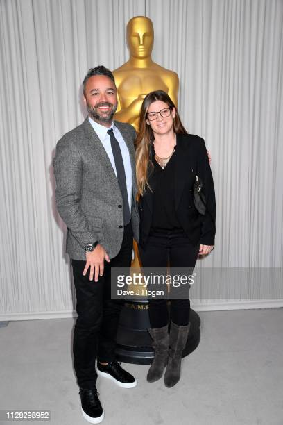 Evan Hayes attends the 91st Oscars Nominee Champagne Tea Reception at Claridges Hotel on February 08 2019 in London England