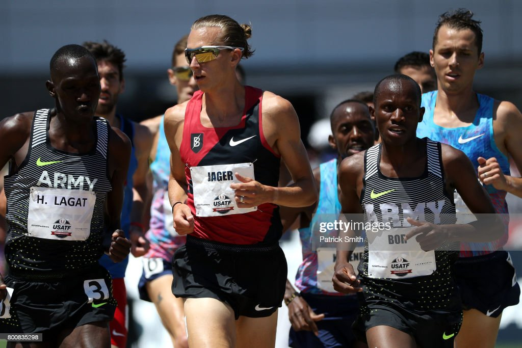 USA Track & Field Outdoor Championships - Day 4 : News Photo