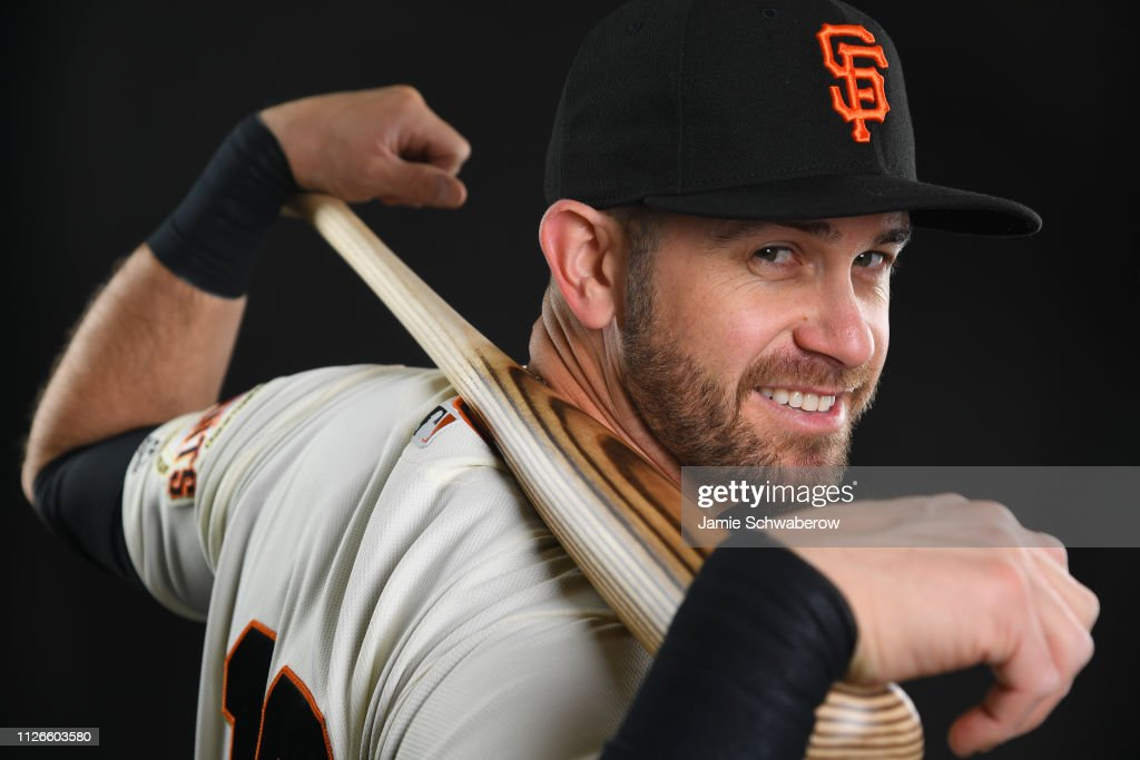 AZ: San Francisco Giants Photo Day