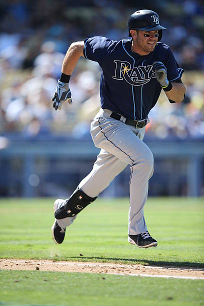Tampa Bay Rays v. Los Angeles Dodgers