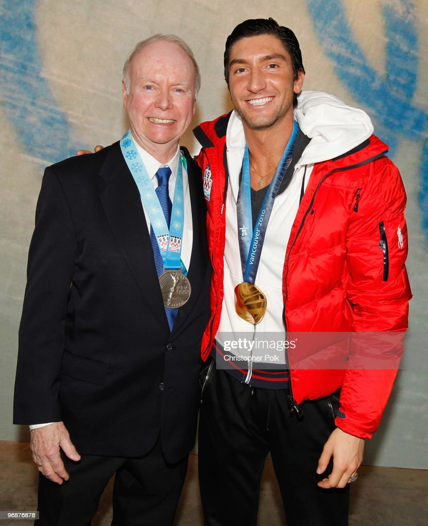 US Olympians at the USA House : ニュース写真