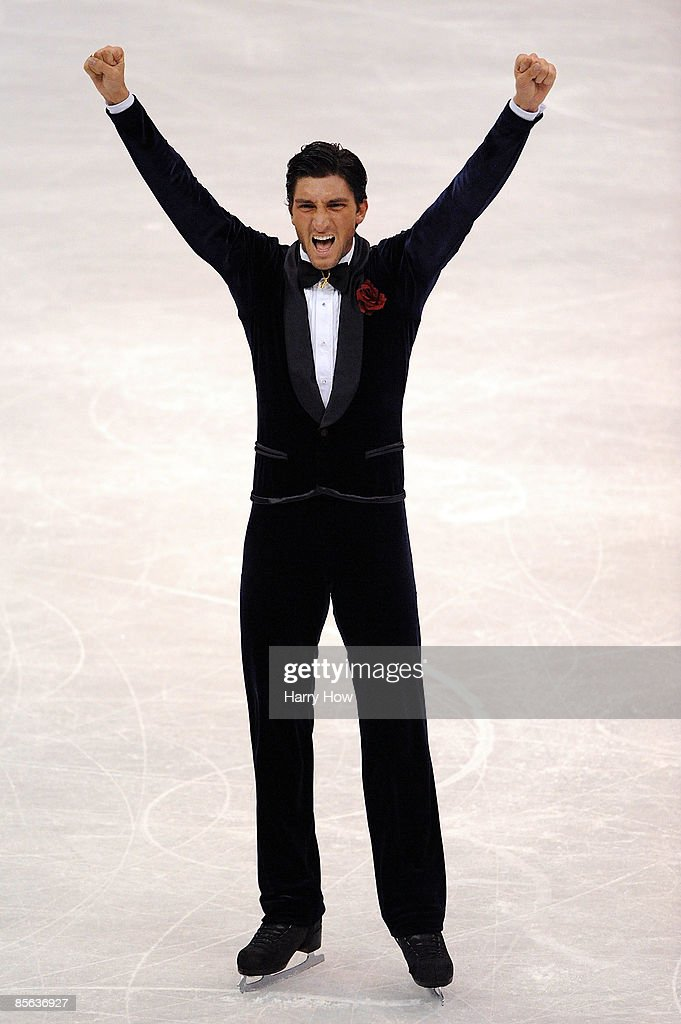 2009 ISU World Figure Skating Championships - Men's Free Skate : News Photo