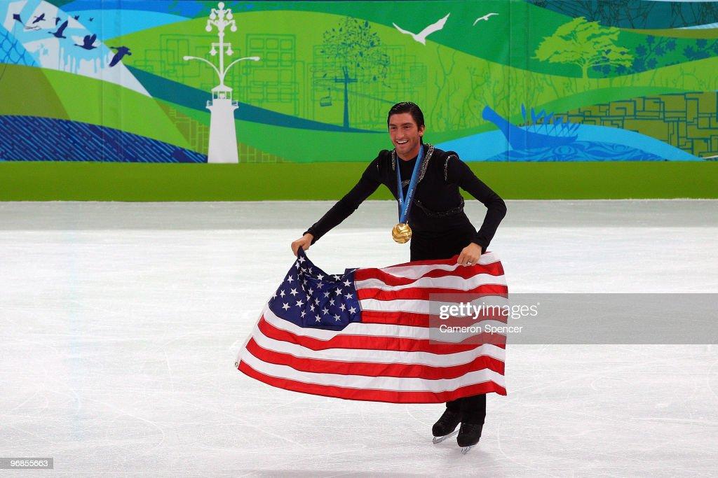 Figure Skating Men's Singles - Day 7 : News Photo