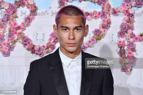 Evan Mock attends the 40th Arop Charity Gala At the Opera Garnier on February 27 2020 in Paris France