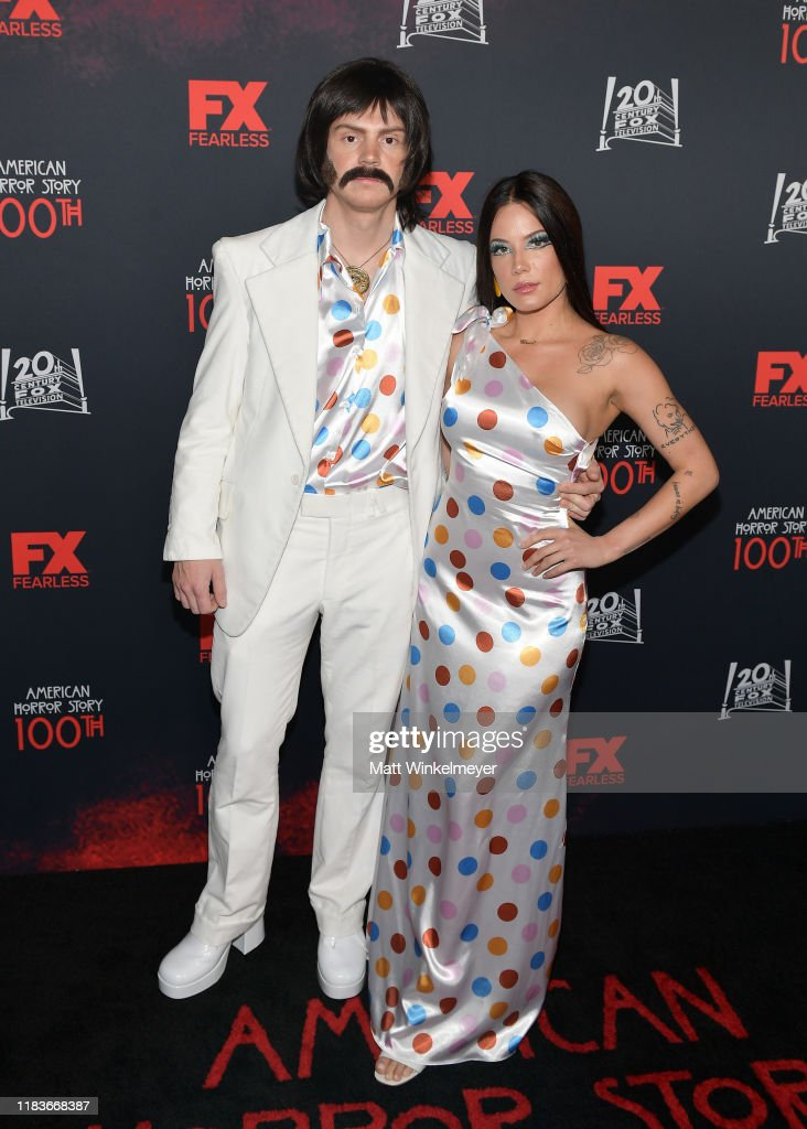 "FX's ""American Horror Story"" 100th Episode Celebration - Arrivals : News Photo"