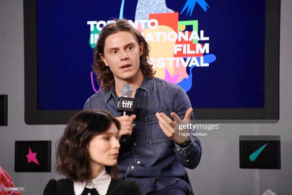 "2019 Toronto International Film Festival - ""I Am Woman"" Press Conference : News Photo"