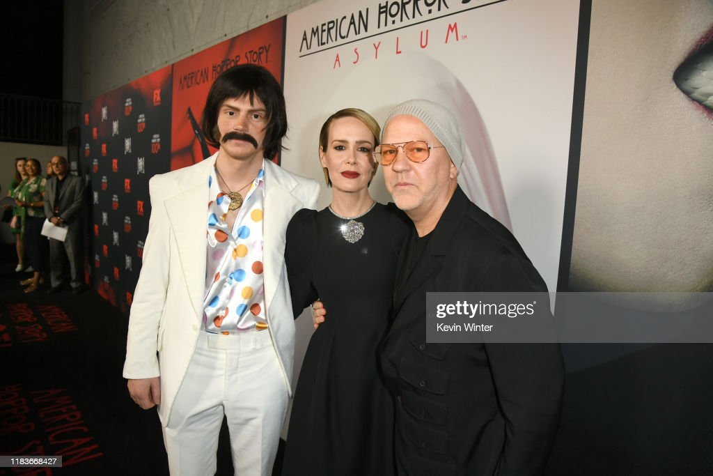 """FX's """"American Horror Story"""" 100th Episode Celebration - Red Carpet : News Photo"""