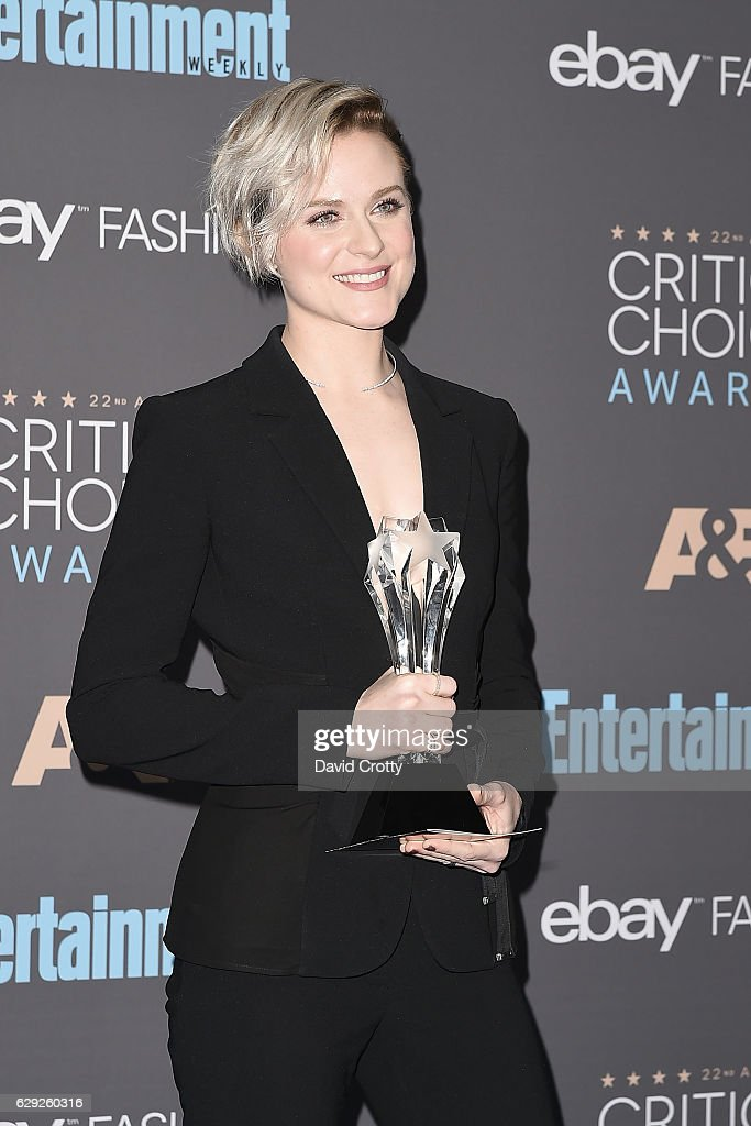 22nd Annual Critics' Choice Awards - Press Room : News Photo