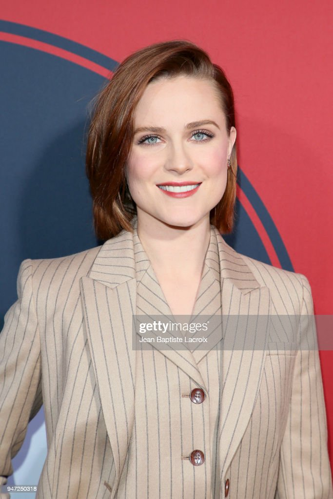 Evan Rachel Wood attends the premiere of HBO's 'Westworld' Season 2 at The Cinerama Dome on April 16, 2018 in Los Angeles, California.