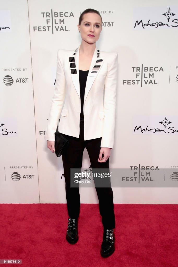 'Westworld' - 2018 Tribeca Film Festival : ニュース写真