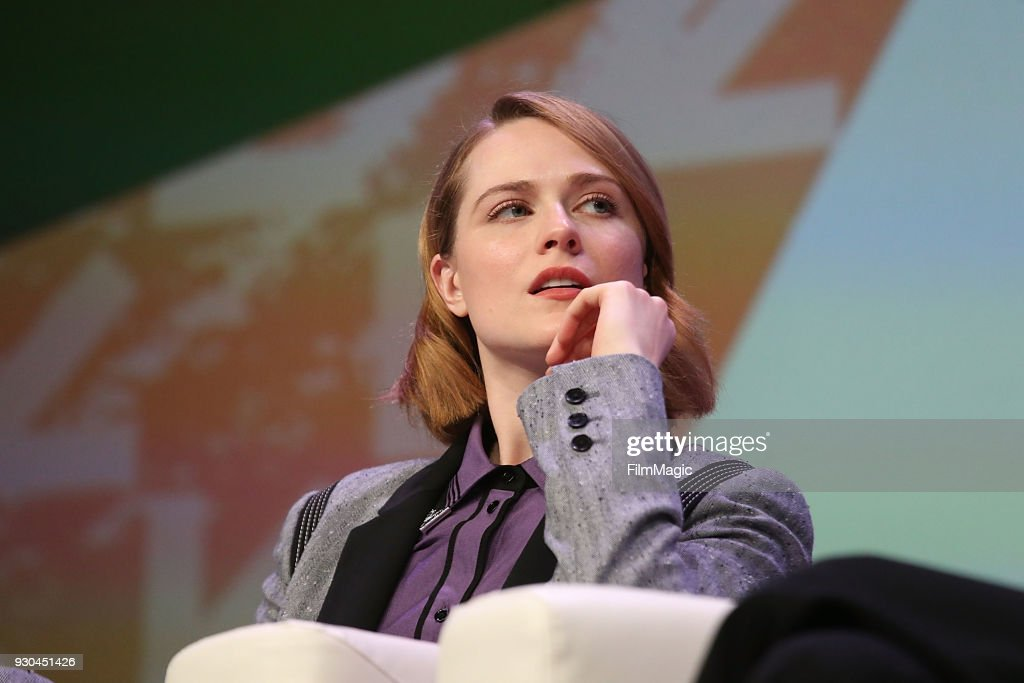 2018 Westworld panel at SXSW. Cast and showrunners provide an inside look at the award-winning Show : News Photo