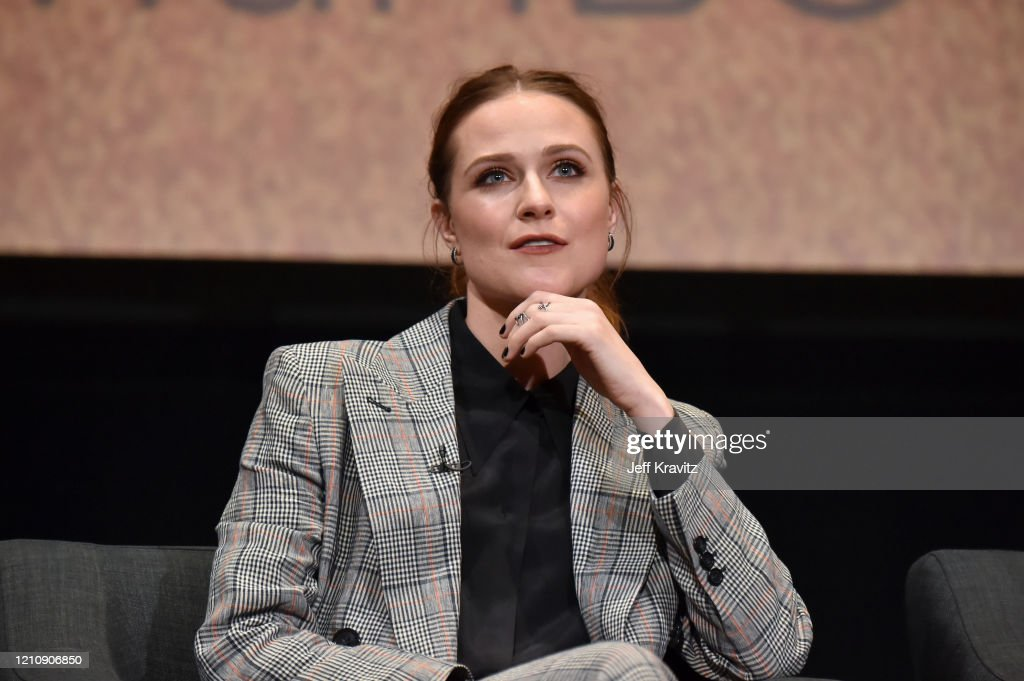 """Screening & Panel Discussion of the HBO Drama Series """"Westworld"""" : News Photo"""