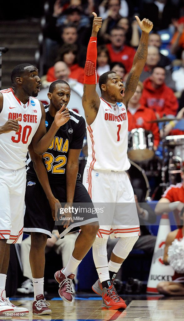 NCAA Basketball Tournament - Second Round - Dayton