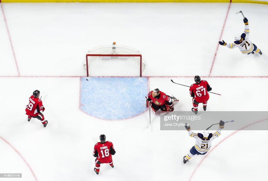 Buffalo Sabres v Ottawa Senators