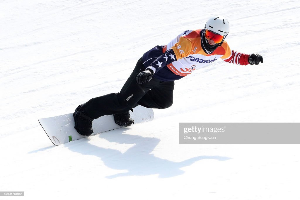 2018 Paralympic Winter Games - Day 3