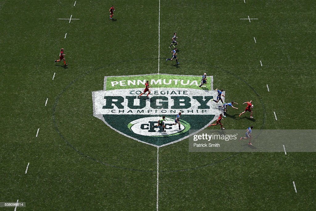 Penn Mutual Collegiate Rugby Championships - Day 1 : News Photo