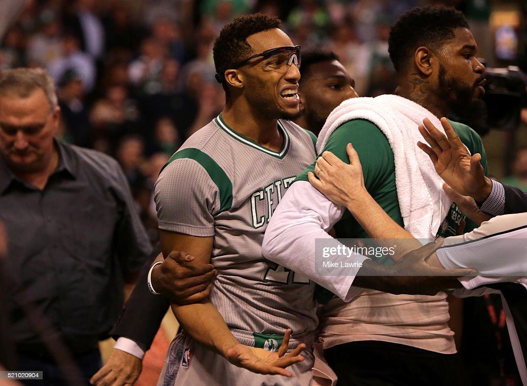 Miami Heat v Boston Celtics : News Photo