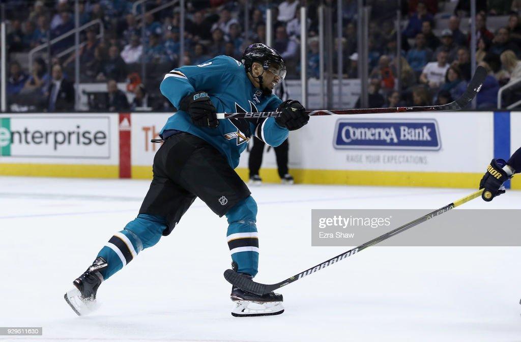 St Louis Blues v San Jose Sharks : News Photo