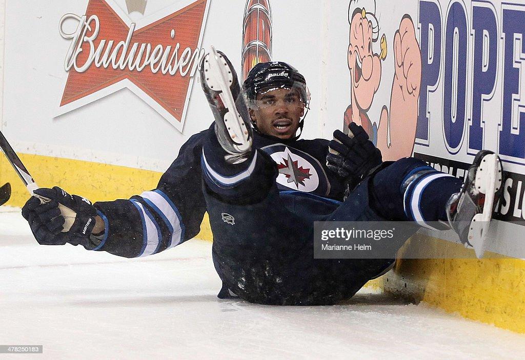 Vancouver Canucks v Winnipeg Jets : News Photo